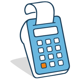 Electronic rent receipts